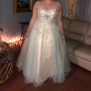TLC say yes to the prom dress Dress